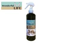 犬用ケア【ワンダフルラクト】スキン&コートケア乳酸菌水ローション(スプレーボトル) 300㎖