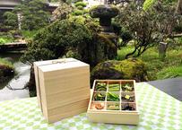 月山の山菜お重(2~3人前)