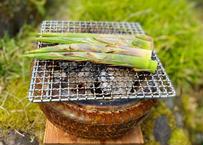【美味山菜 Dセット】父の日にもおススメ!月山山菜そば(2人前)と日本一の月山筍のセット