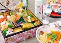 【月山 ひな祭り香味箱 】 ひな膳料理詰め合わせ