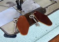 レザーモーテルキーチェーン Leather Motel Keychain