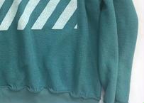 Vintage raglan sweat shirts Sage green
