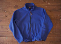 L.L.Bean fleece jacket Blue