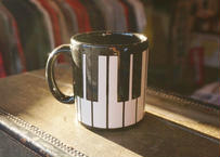 Waechtersbach piano keys mug