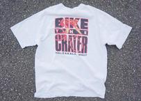 "Crazy shirt ""Bike the crater"""