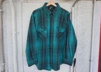 O SHKOSH B'GOSH heavy flannel shirt