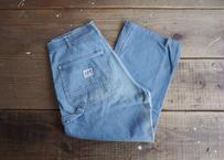 70's Lee denim painter pants
