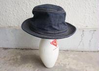 New york hat&cap co denim hat.