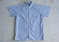 Stussy s/s check shirt