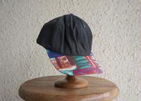 Old paint pattern cap