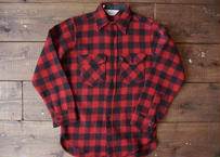 Woolrich buffalo check wool shirt