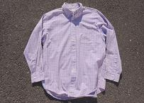 Brooks brothers gingham-check shirt