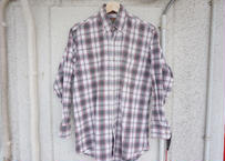 CLEVE L/S check shirt