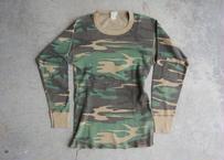 J.E.Morgan camouflage thermal shirt