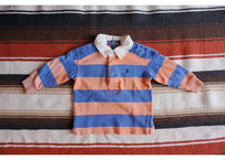 【KID's】Polo rugger shirt