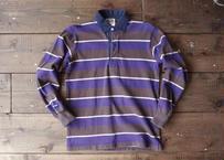Barbarian rugger shirt purple