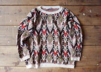 90's Jane adams acrylic sweater