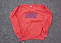 90's NIKE logo sweat