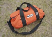 Outdoor boston bag orange