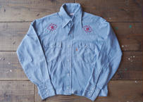 70's Levi's chambray western shirt