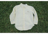 【KID's】Ralph Lauren L/S shirt