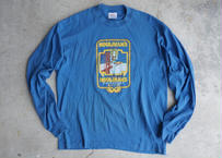 Houlihan's 7.5mile bay race L/S tee