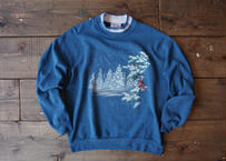 90's Jerzees winter bird sweat