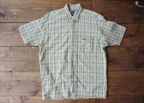 Stussy s/s seersucker shirt