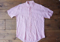 Brooks brothers s/s stripe shirt