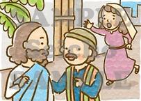 [7/19] カナン人の女性