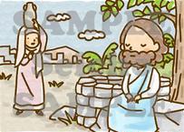 [2/14] サマリアの女性を導く
