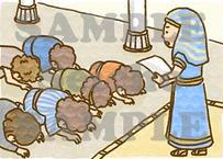 [11/22] 兄弟を赦すヨセフ