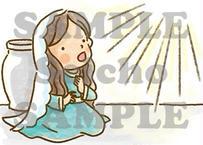 [11/29] マリアへの御告げ