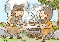 [10/18] エサウとヤコブ