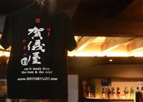 Tシャツ/黒色(black)