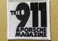911マガジン正方形ワッペンM