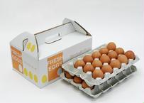 美黄卵赤玉 30個入り化粧ケース