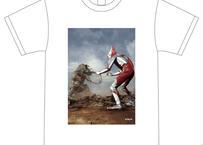 「ウルトラマン×古谷敏 」Tシャツ/Atype