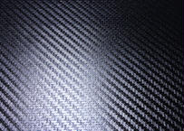 3D Carbon Style Decal |Black