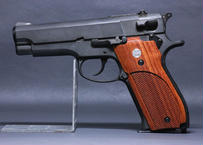 ウッドグリップ|S&W|M39/M439用|カリン