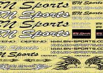 RCボディ用デカール|BN-Sports