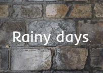 季節のブレンドコーヒー「Rainy days」250g