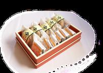 SENDAIとろ熟チーズケーキ 5個入り&ごまブッセ 5個入りセット