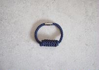 NOEUD Lineknot-bracelet Navy