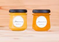 季節のセット | 青ぶどうバター&甘夏マーマレード