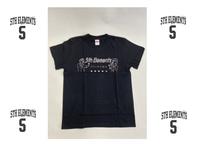在庫限りの限定販売!! 5th Elements オリジナル Tシャツ