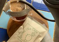 コーヒー ドリップバック
