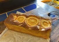 オレンジアーモンドケーキ