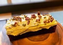 キャロットケーキとマフィンセット