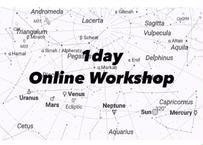 【1day ONLINE class】星と香りワークショップ:月星座編